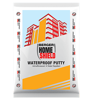 Berger Home Shield Waterproof Putty for Internal & External Wall