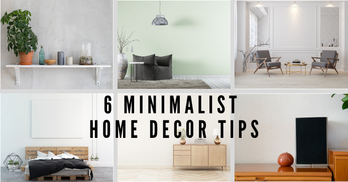 6 Minimalist Home Decor Tips (Simplify Your Style at Home)
