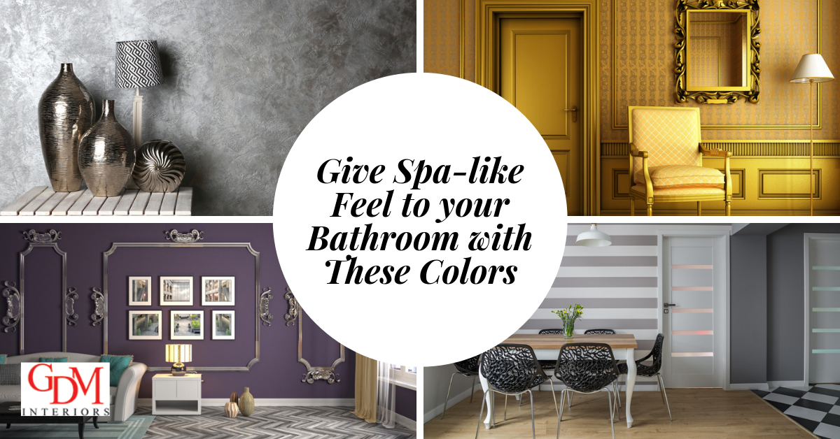 Tips to Use Metallic Wall Finishes that Add Sparkle to your Home