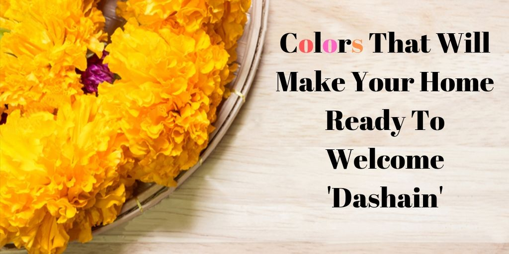 Colors That Will Make Your Home Ready To Welcome 'Dashain'