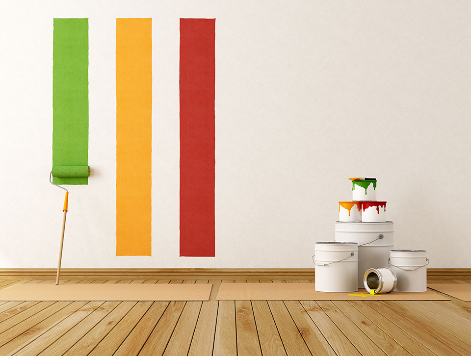 Best paints for walls