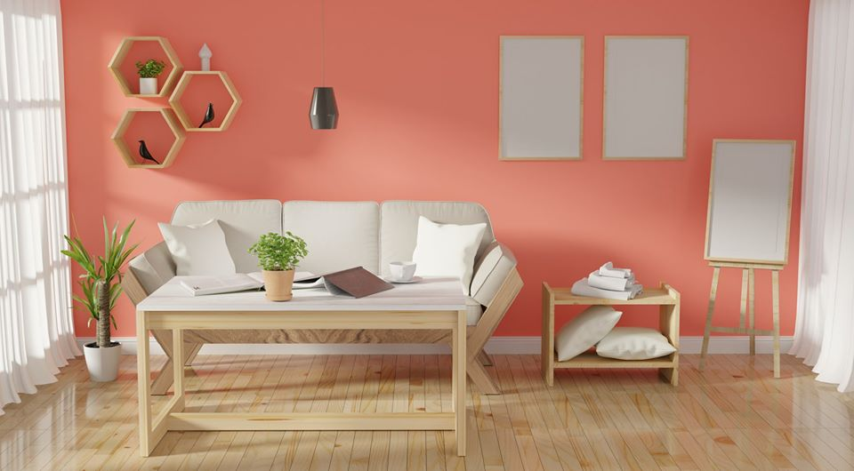 Interior Paints For Living Room