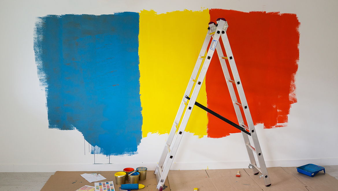 The 10 Commandments of Home Painting