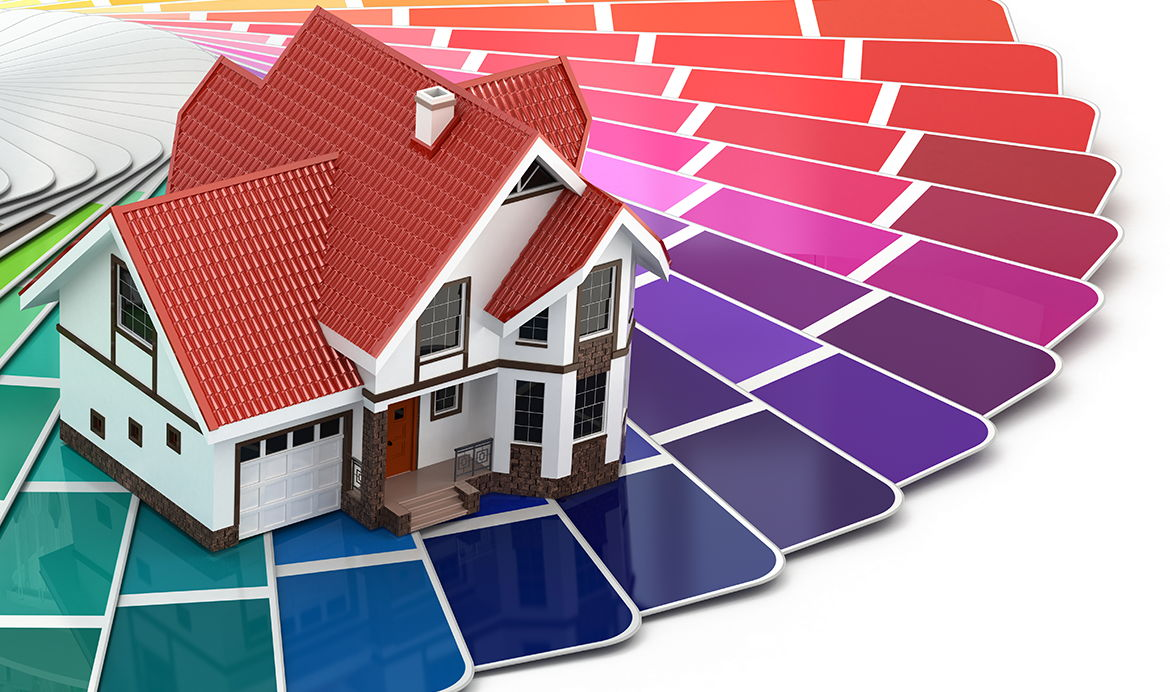 Looking for Trendy Interior House Paint Ideas?