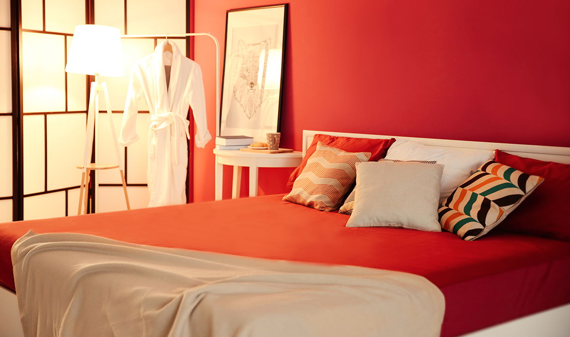 Looking for Bedroom Paint Colours?
