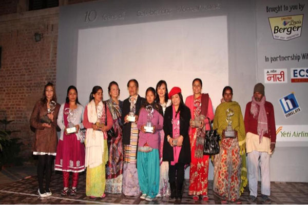 Celebrating Womanhood: Navadevi Awards