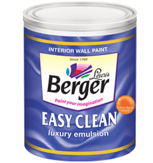 Easy Clean for Interior Wall Paint