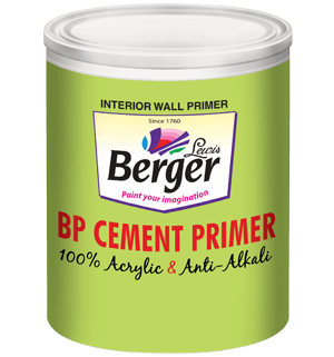 BP Cement Primer (WT) for Interior & Asbestos Surfaces