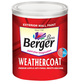 WeatherCoat Smooth for Exterior Wall Paint