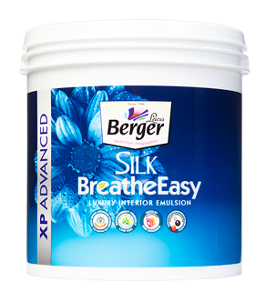 Silk Breathe Easy for Interior Wall Paint