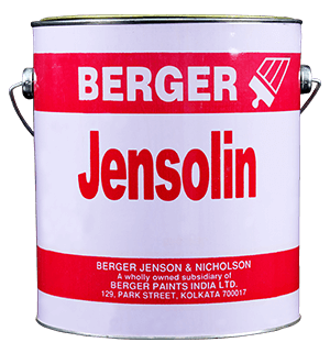 Berger Jensolin White Pink Primer - Best Primer for Wooden Products